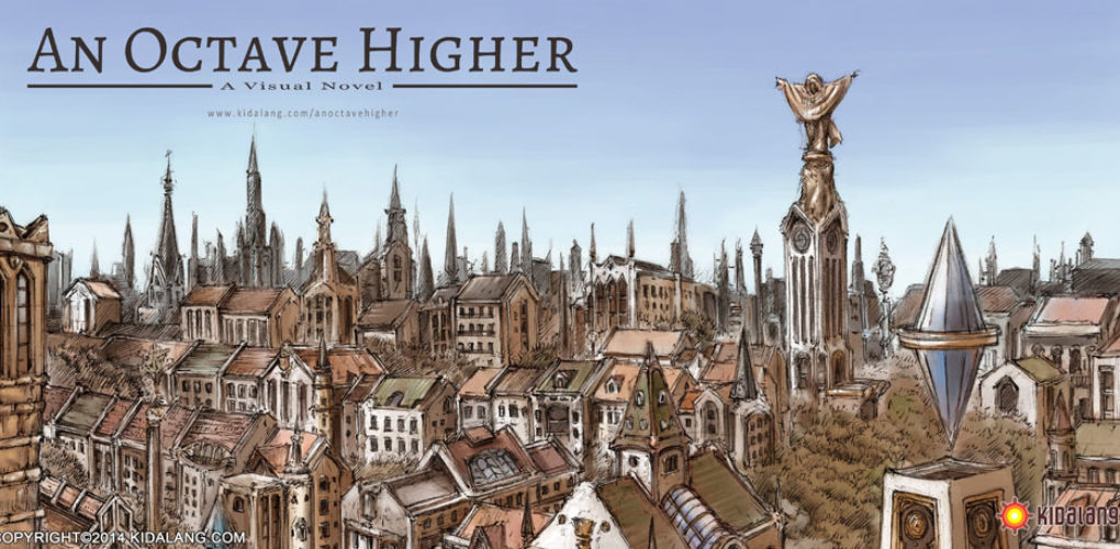 An Octave Higher [Android, Apple iOS, PC]