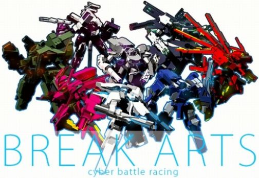 breakArts: Cyber Battle Racing [Android, Apple iOS]