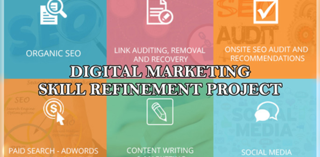 (English) Digital Marketing Skills Refinement (Kaizen) – Wk. 1